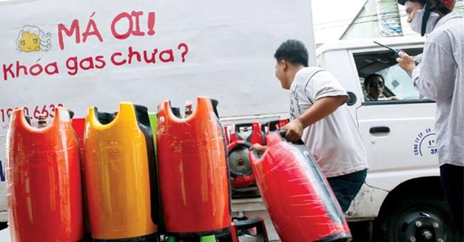 """Thị trường gas: Đến thời """"tiền tươi, thóc thật"""""""