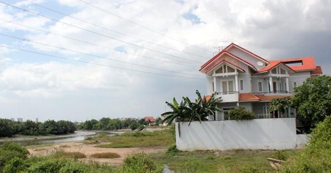 Ngậm quả đắng vì mua biệt thự vùng ven Sài Gòn