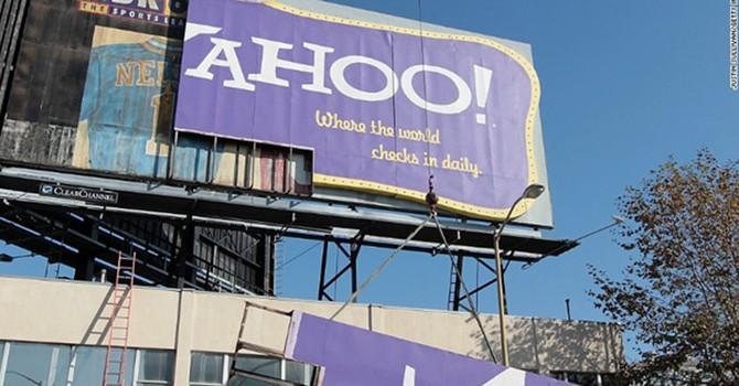 Đoạn kết buồn của Yahoo - Đế chế Internet khổng lồ những năm 2000