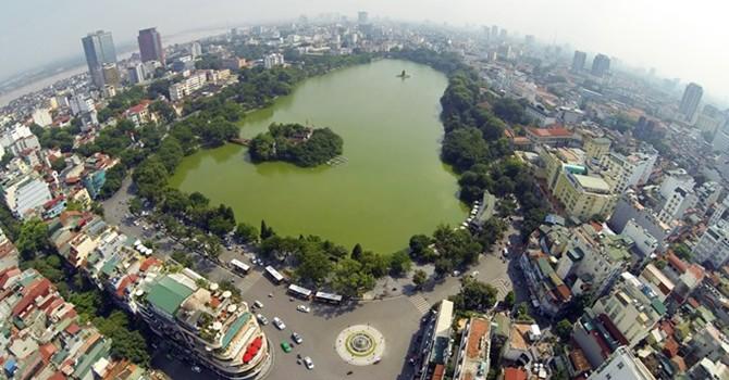 Hà Nội sẽ xây đô thị ngầm tại các quận trung tâm