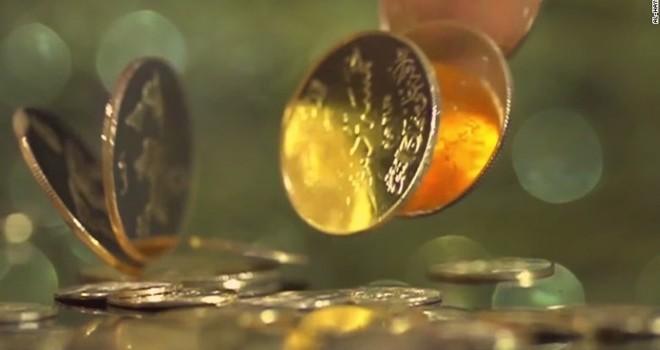 IS bị ám ảnh bởi tiền vàng