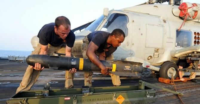 Tập đoàn vũ khí Mỹ - ngư ông đắc lợi từ tao loạn Trung Đông