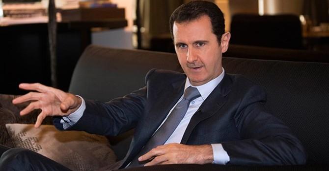 Tổng thống Assad: Mỹ muốn Syria đàm phán với các nhóm khủng bố