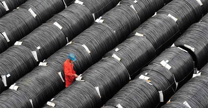 """Thép Trung Quốc: Khơi mào """"cuộc chiến phá giá"""""""