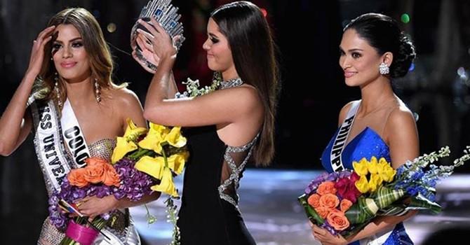 5 bài học xử lý sự cố nhìn từ cuộc thi Hoa hậu Hoàn vũ 2015