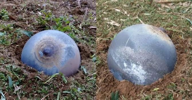 Vật thể lạ ở Tuyên Quang là mảnh vỡ khinh khí cầu?