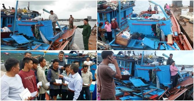 """Tàu cá Quảng Ngãi bị đâm chìm: Hung thủ """"không hề lạ"""""""