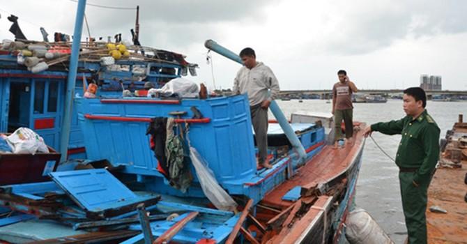 Cần ngăn chặn hành vi vô nhân đạo của tàu Trung Quốc