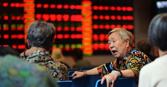 """Quỹ đầu tư bỏ toàn bộ cổ phần khi chứng khoán Trung Quốc """"điên cuồng"""""""