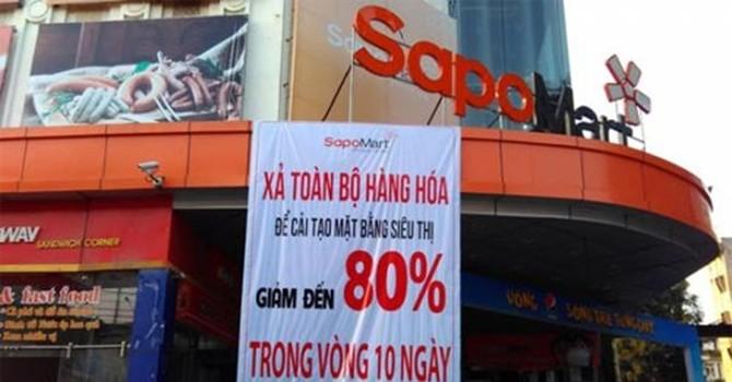 Đằng sau sự hoành tráng của ngành bán lẻ