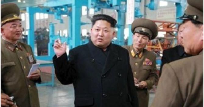 Kim Jong Un lên tiếng vụ thử bom nhiệt hạch