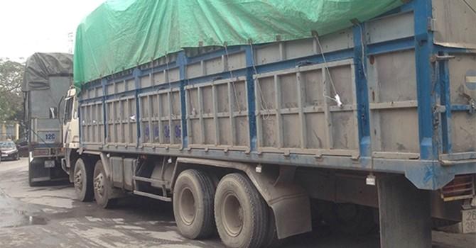 Bắt gần 200 tấn hàng hóa Trung Quốc in mác Châu Âu