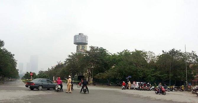 Hà Nội cấm đường hơn 30 tuyến phố phục vụ Đại hội Đảng