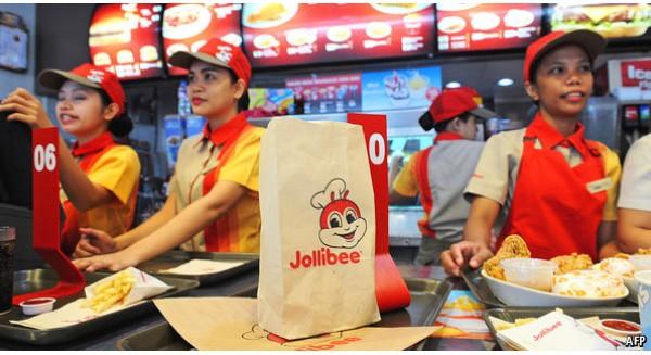Chiến thuật chinh phục thế giới không giống ai của chuỗi đồ ăn nhanh Philippines