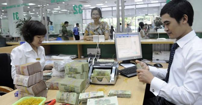 Ngành ngân hàng vào quỹ đạo với nhiều áp lực