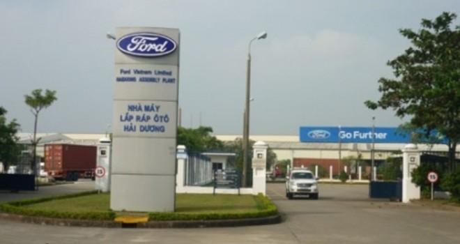 Thưởng Tết: Nhân viên của Công ty Ford Việt Nam được 624 triệu đồng