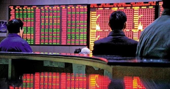 """Chứng khoán Trung Quốc bước vào """"thị trường con gấu"""""""