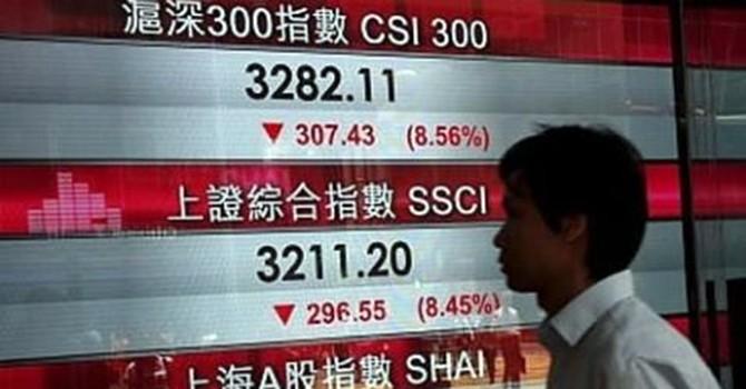 Dự cảm xấu từ tiết lộ tăng trưởng GDP Trung Quốc