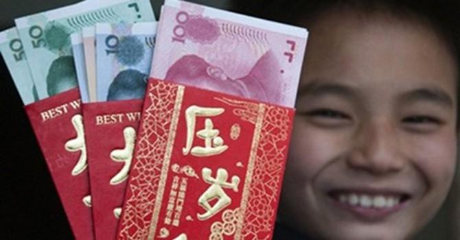 Trung Quốc chuẩn bị 91 tỷ USD cho Tết Nguyên đán