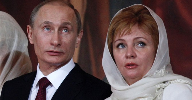 Vợ cũ của ông Putin kết hôn với chồng mới, kém 21 tuổi