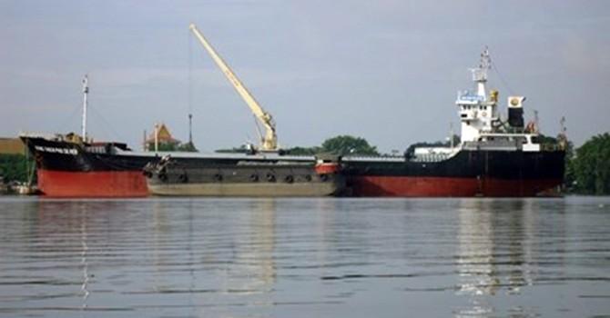 Tàu chở hàng Việt Nam gặp tai nạn, chìm trên biển Myanmar