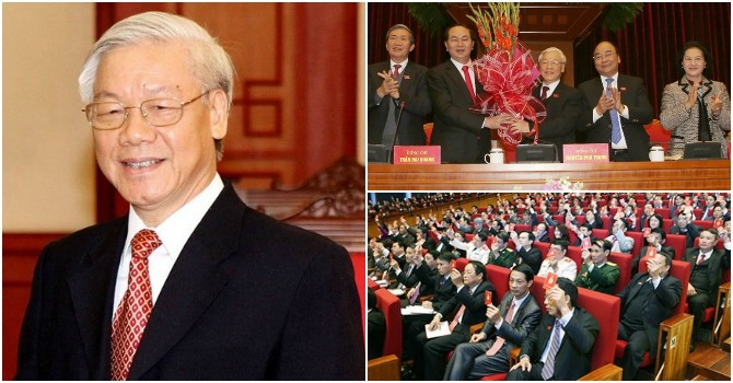 Tổng bí thư Nguyễn Phú Trọng tái đắc cử, sắp công bố thành viên Bộ Chính trị