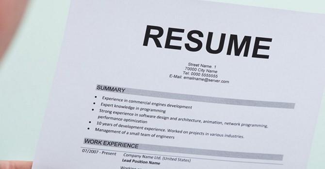 6 điều cần phải có cho buổi phỏng vấn xin việc