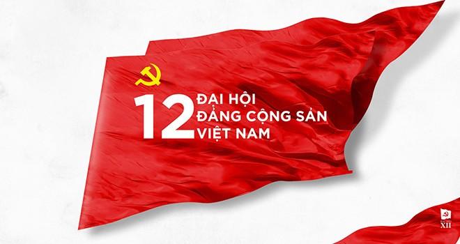 [Infographics] Nhìn lại 12 kỳ Đại hội của Đảng Cộng sản Việt Nam