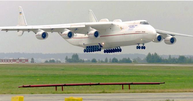Ukraine giải thể hãng sản xuất máy bay Antonov