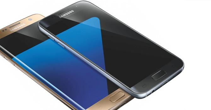 """Galaxy S7 và S7 Edge bị """"lộ"""" ảnh chính thức"""