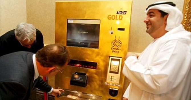 Những loại ATM lạ trên thế giới