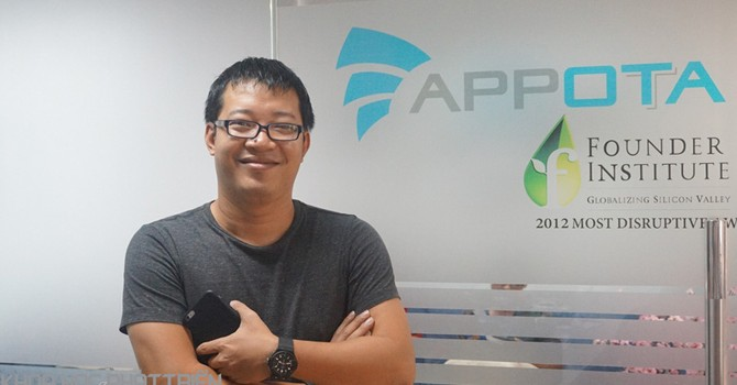 CEO Appota: Làm chủ trong nước rồi hãy vươn ra toàn cầu
