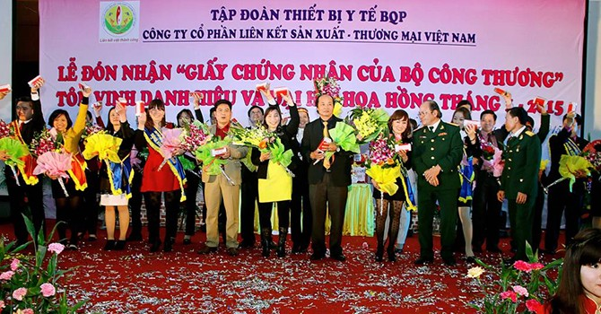 Bóc mẽ những chiêu trò lừa đảo của Liên kết Việt