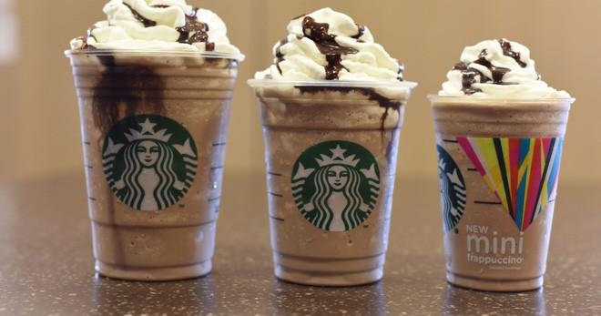 [Infographics] 12 sự thật đáng ngạc nhiên về Starbucks
