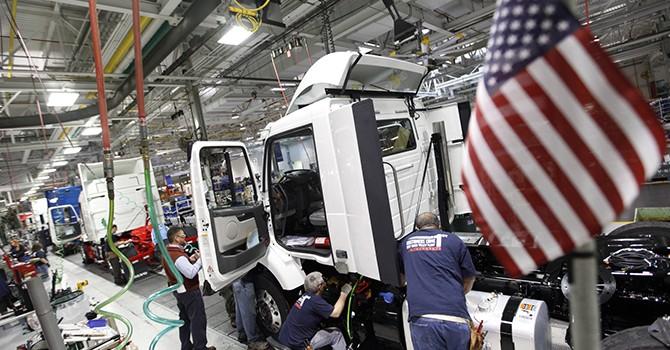 Kinh tế Mỹ bấp bênh đầu năm