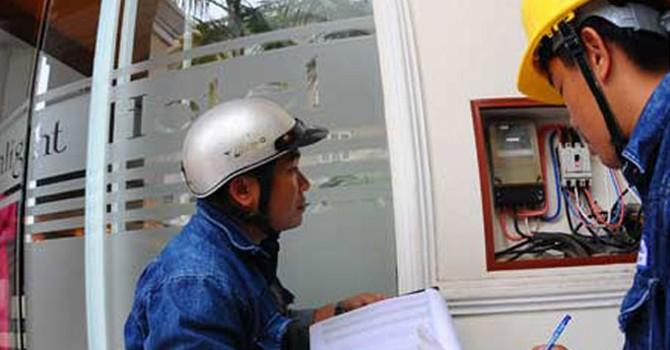 Tiền điện tăng bất thường ở Hà Nội