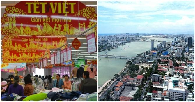 CPI tháng 2 tăng mạnh vì Tết, Đà Nẵng cấm đỗ xe theo ngày chẵn, lẻ