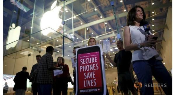 Apple đang làm chiếc iPhone mới bảo mật tới mức chính họ cũng không hack nổi