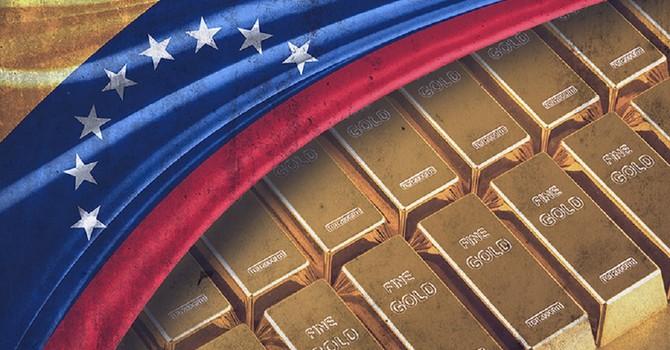 Lô vàng hàng tỷ USD bất thường từ Venezuela đến châu Âu