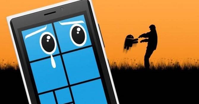 Nhà phát triển ứng dụng Windows Phone kiếm tiền gấp đôi Android