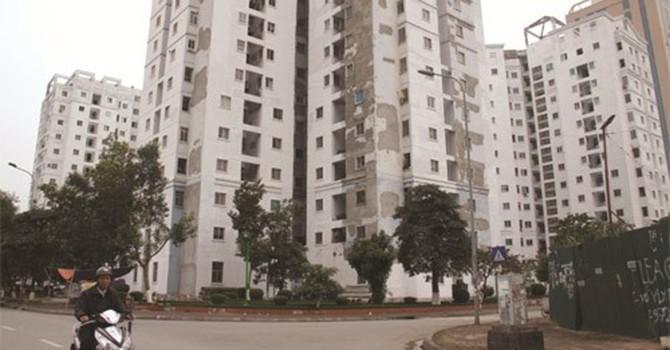 Xếp hạng chung cư hay không gian sống?