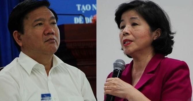 Bí thư Đinh La Thăng đối thoại gì với Tổng giám đốc Vinamilk?