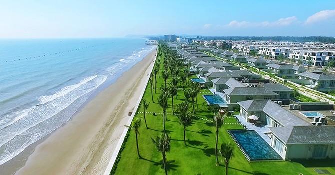 Nhiều lợi ích lớn nhờ dự án cải tạo ven biển Sầm Sơn