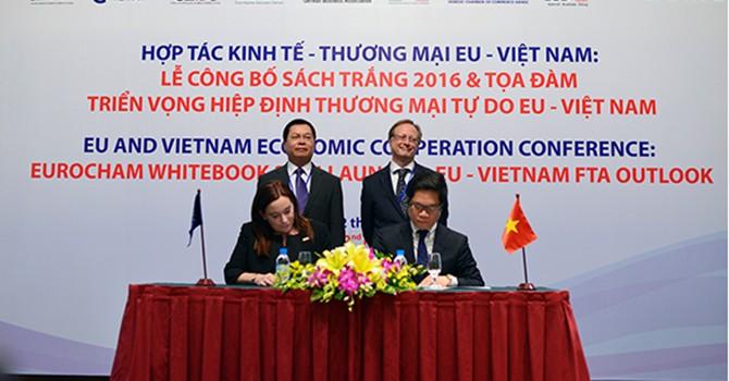"""FTA Việt Nam - EU: Liệu chỉ có """"hoa hồng""""?"""