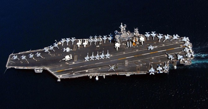 """""""Mỹ và Trung Quốc đang nắn gân nhau ở Biển Đông"""""""