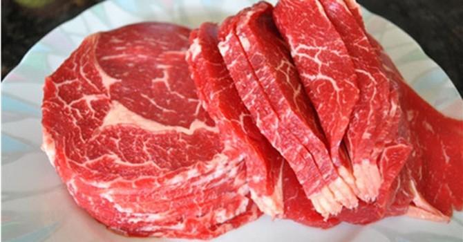 Thịt bò giả lấn lướt thịt bò thật