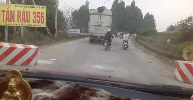 Ụ lên cầu Việt Trì sẽ tái xuất, tỉnh yêu cầu xem xét miễn phí cho dân địa phương