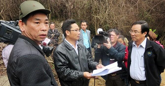 Chưa có quyết định cách chức Trưởng, Phó Hạt Kiểm lâm vụ phá rừng Sơn Trà!