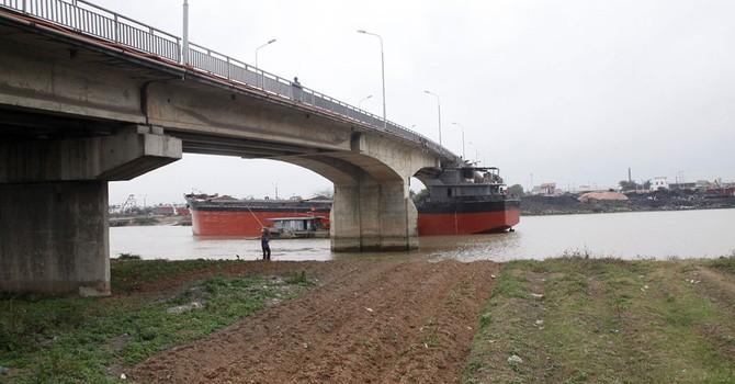 Tạm thông xe cầu An Thái