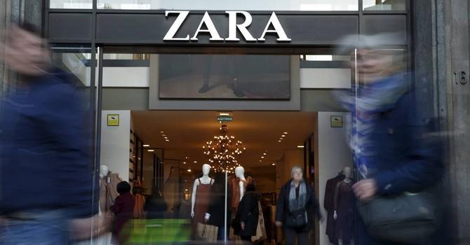 Hàng hiệu bình dân Zara sắp có cửa hàng ở Việt Nam